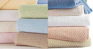 thermal cotton blanket. SNZ RB-4513 Thermal Cotton Blanket E