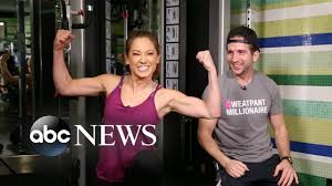 ginger zee shares what happened after a month of strength gma digital