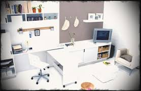 choose home office. Image Of White Home Office Furniture How To Choose Luxurious Ideas