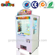 Toy Prize Vending Machine Best Coin Operated Arcade Games Key Point Prize Machinetoy Vending