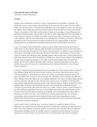 hundred years of solitude essay one hundred years of solitude essay