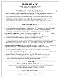 Medical Office Manager Resume Lovely Examples Fice Manager Resumes
