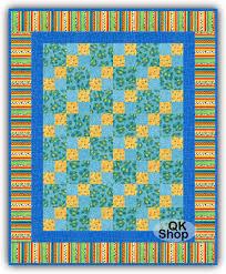 Pre Cut Baby Quilt Kits - Quilt Kit Shop & Alligator Tales Multi Pre-Cut Quilt Kit Adamdwight.com