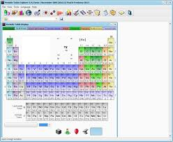 Periodic Table Explorer Download