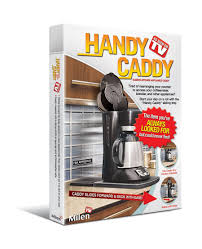 Small Appliance Sales Amazoncom Handy Caddy Sliding Kitchen Under Cabinet Appliance