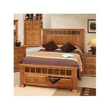 Buy Low Price Artisan Home Furniture Stone Ridge Platform Bedroom