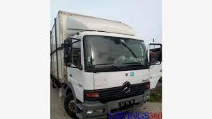 1 575 просмотров 1,5 тыс. Camion Mercedes Benz Atego 1217 Littoral Littoral Cameroon