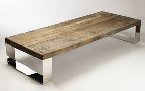 reclaimed wood coffee tables designs