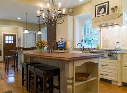 Renovated Kitchen Kitchen Renovation Ideas Cheery Split Level Kitchen Remodel