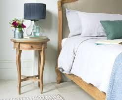 round side table cloth bella bedside table with our joalle bed inside dimensions 1221 x 1000