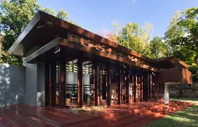At Crystal Bridges Museum, Frank Lloyd Wright's Bachman-Wilson House  Reframes Architecture as Art | ArchDaily