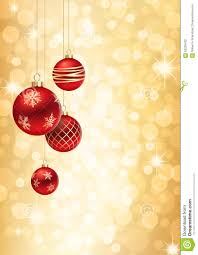 red and gold christmas backgrounds. Simple Christmas Red And Gold Christmas Balls On Golden Flare Background In And Gold Backgrounds O
