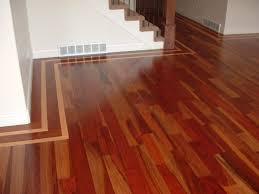 image of photo brazilian cherry hardwood floor