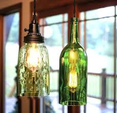 diy wine bottle chandelier kit pendant light plus source 3 recycled