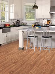 Vinyl Tile Kitchen Flooring Vinyl Kitchen Floors Hgtv