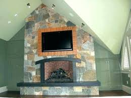 redoing a fireplace refacing fireplace with stone how to redo a fireplace cost to reface fireplace