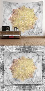 wall art flower print tapestry home decor online decorations