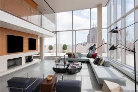 The Skyloft Penthouse in Tribeca, New York City HomeDSGN