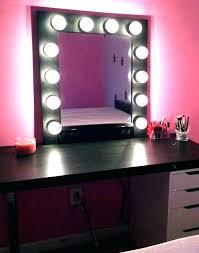 desksmakeup desk with lights vanity mirror vanities cool table lighted best in inspirations black vanities with lights for sale i85 for