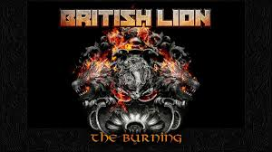 <b>British Lion: The</b> Burning album review | Louder