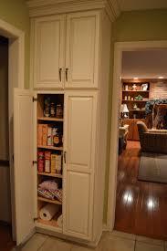 kitchen pantry wood storage cabinets natural pantry storage