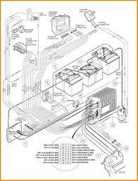 36 volt club car golf cart wiring diagram wiring diagram for 36 volt club car golf cart the and electric pleasing