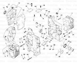 kohler engines m18 24619 kohler m18 engine magnum jlg 18hp kohler engines m18 24619 kohler m18 engine magnum jlg 18hp 13 4kw specs 24500 24682 crankcase tp 2233 c diagram and parts list partstree com