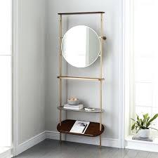 Pottery Barn Coat Rack Entryway Mirrors Large Mirror For Entryway A Gold Framed Mirror For 91