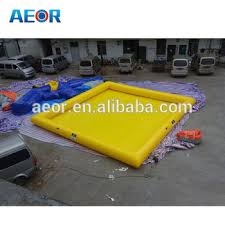 2015 Newest Square Above Ground PoolInflatable Square Swimming Pool