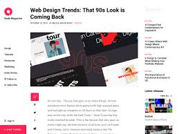 Web Design Mid Wales Popular Design News Of The Week October 21 2019 October