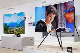 samsung tv qled 65. don\u0027t like to hang your tv? there are two stands you can choose samsung tv qled 65 m