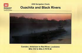 Ouachita And Black Rivers Camden Arkansas To Red River Louisiana Mile 332 To Mile 0 P P R M