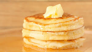 no oven) แพนเค้ก นุ่มๆฟูๆ สูตรทำขาย ทำง่าย ขายดี How to make Pancakes  Fluffy Pancake recipe - YouTube