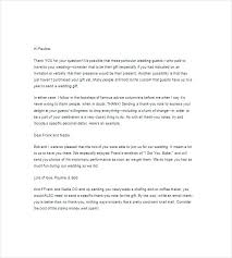 Graduation Thank You Letter Letters Examples Notes Samples Note