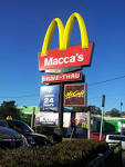 Images & Illustrations of Maccas