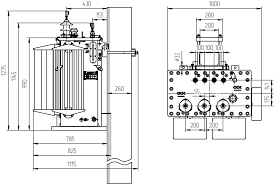 ������ ��� ������ pole mounted tmg 160 Pole Mounted Transformers Diagrams technical specification and overall dimensions for pole mounted transformer tmg 160 Single Phase Pole Mounted Transformers
