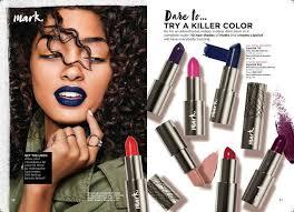 mark by avon lip full color lipstick