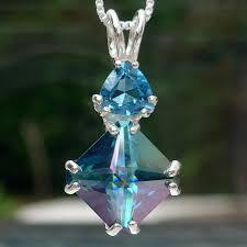 aqua aura mini magician with blue topaz