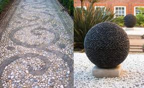 Small Stones For Garden Breathtaking 15 Decorative Stone Landscaping