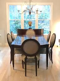 dining table and chairs does repair used ethan allen furniture um size of new country collection