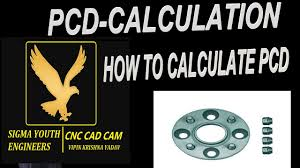 Pitch Circle Diameter How To Calculate Pcd Pcd Of A Flange Pcd