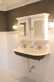 ideas bathroom sinks designer kohler:  ideas about trough sink on pinterest farmhouse bathroom sink water trough and bunkhouse