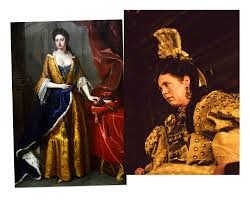 The Favourite Costume Design The Favourite The Real Life Power Struggle Between Queen