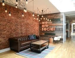 office industrial. Industrial Look Office Interior Design Glamorous Ideas E Innovative Startup