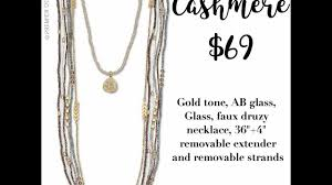 Premier Designs Galaxy Necklace Some Ways To Wear Cashmere Necklace Youtube