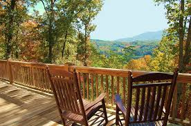rocking chair porch a smoky mountain view in bryson city t flickr
