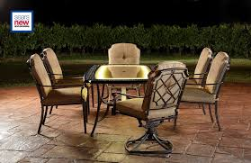 agio patio furniture lovely agio international bella luna 7pc lighted dining set limited of agio patio furniture random 2 agio patio furniture reviews