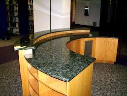 image of blue pearl granite countertop