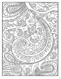 Small Picture Paisley Designs Coloring Book Printable Coloring Pages Just Me