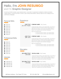 modern clean resume template jonas clean resume template resumgo com